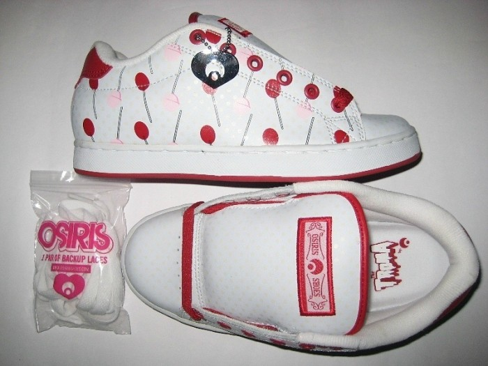 OSIRIS Troma II Girls (white/lollipops)