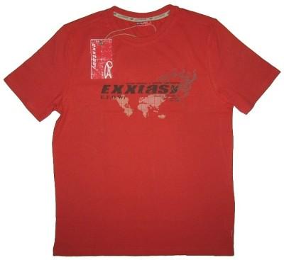 Футболка EXXTASY Larsen (red)