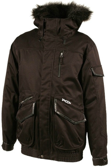 Куртка VOLCOM Paranormal (black)