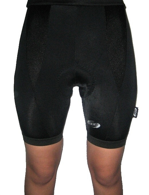 Велошорты BBB BBW-85 Short lady (black)