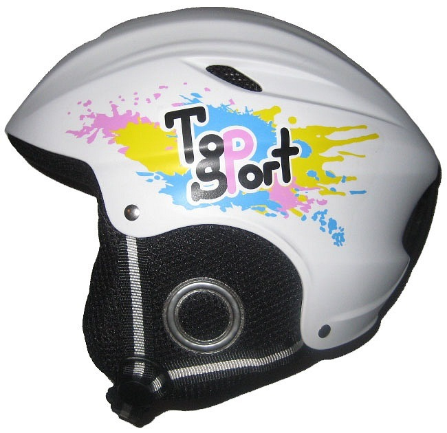 Шлем TOPSPORT PW 906 (white)