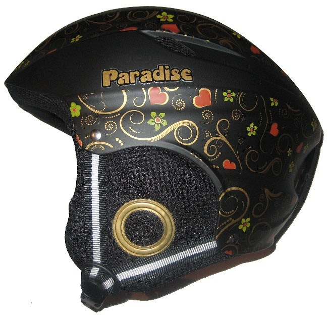 Шлем TOPSPORT Paradise (black)