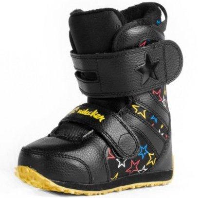 Ботинки сноубордические NIDECKER Mini Player black (2012)