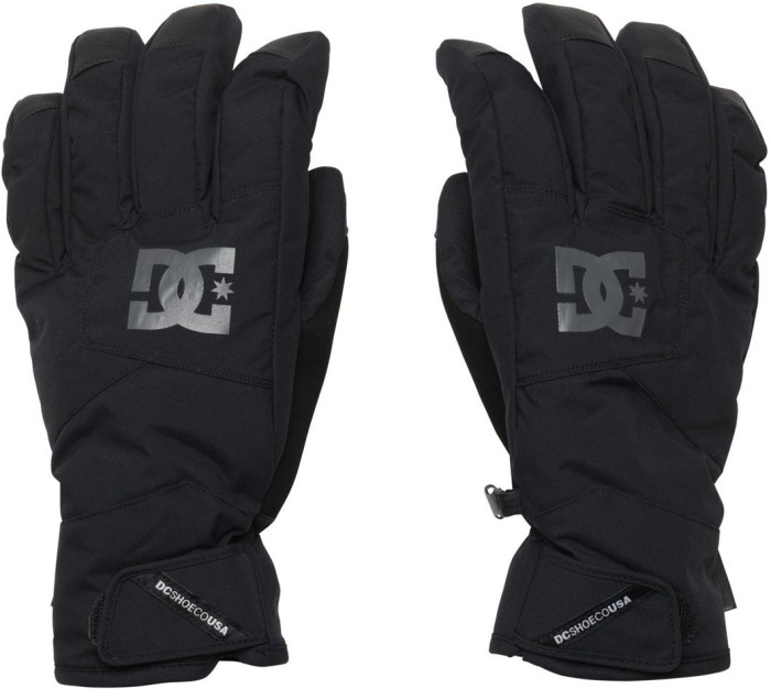 Перчатки DC Seger 15 (black)