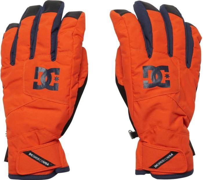Перчатки DC Seger 15 (orange)