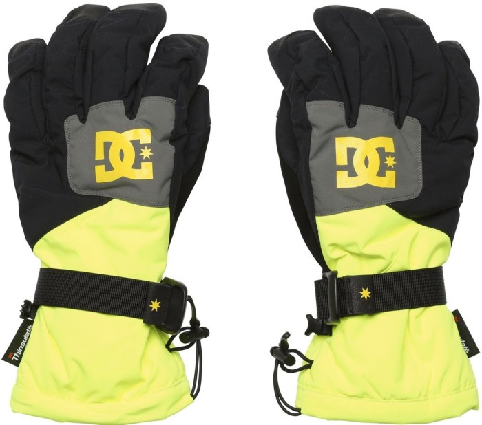 Перчатки DC Seger Over 15 (yellow)