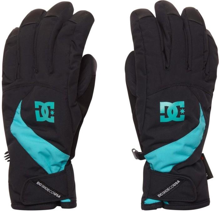 Перчатки DC Seger W 15 (black)