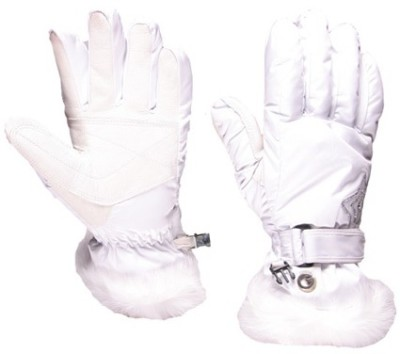 Перчатки GLANCE Lady (white)