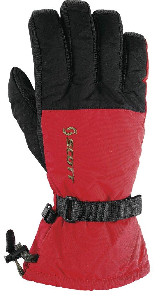 Перчатки SCOTT Fuel (red/black)