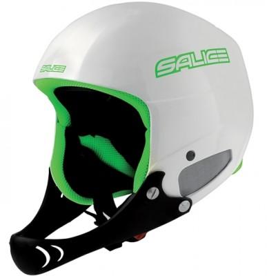 Шлем SALICE Race (white/green)