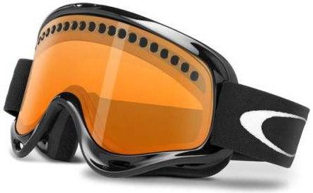 Маска O-Frame XS (black/persimmon)