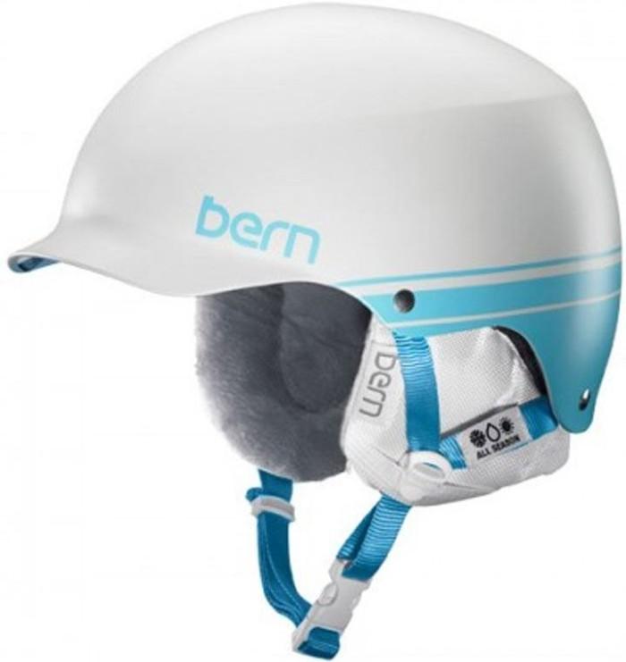Шлем BERN Muse (EPS Satin WRG w/WL)