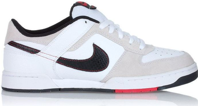 Кеды NIKE Renzo 2 (white/black/red)
