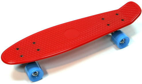Круизер TECH TEAM Mini (red)
