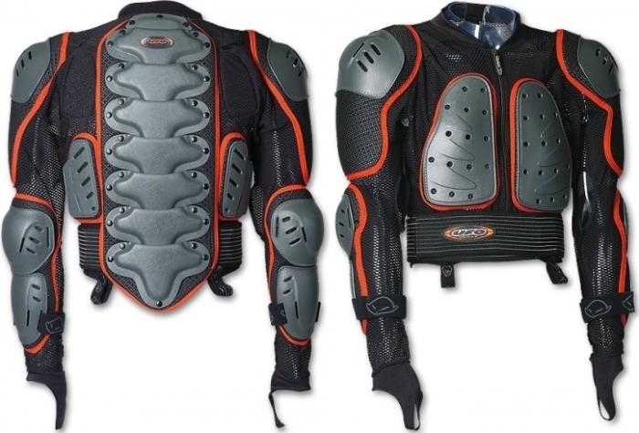 Защитная куртка UFO Body Guard DH-Freeride W