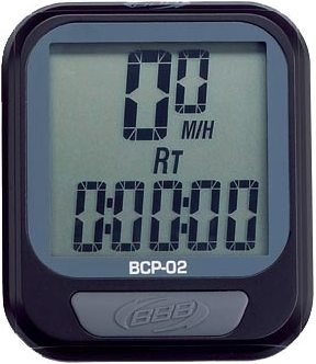 Велокомпьютер BBB DashBoard BCP-02 (black)