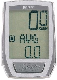 Велокомпьютер BBB MicroBoard BCP-21 (silver)