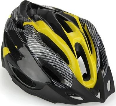 Велошлем BHP Classic (black/yellow)