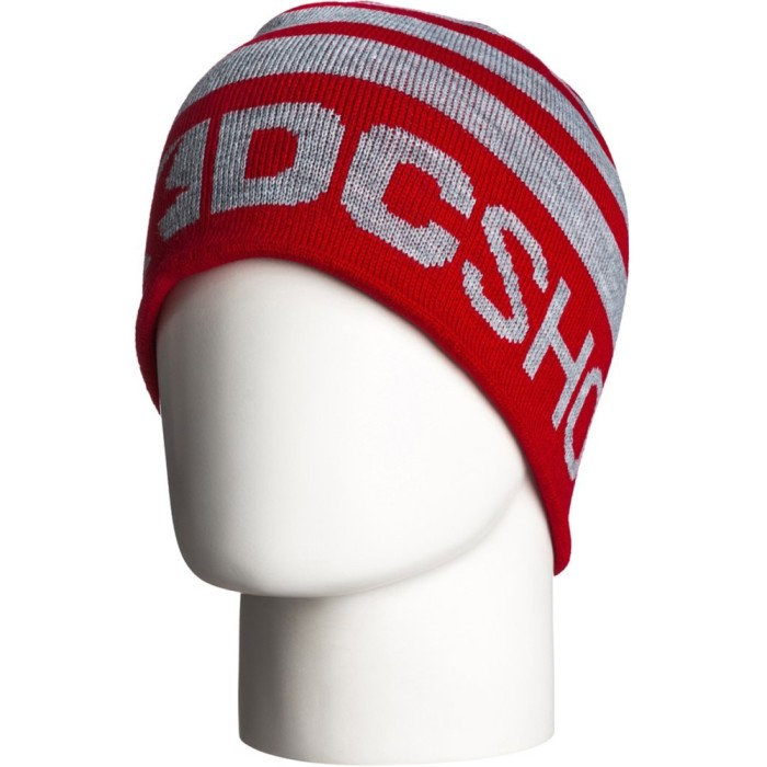 Шапка DC Rock To Fakie (athletic red)
