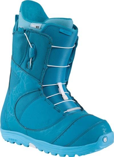 Ботинки сноубордические BURTON Mint teal/deal (2014)