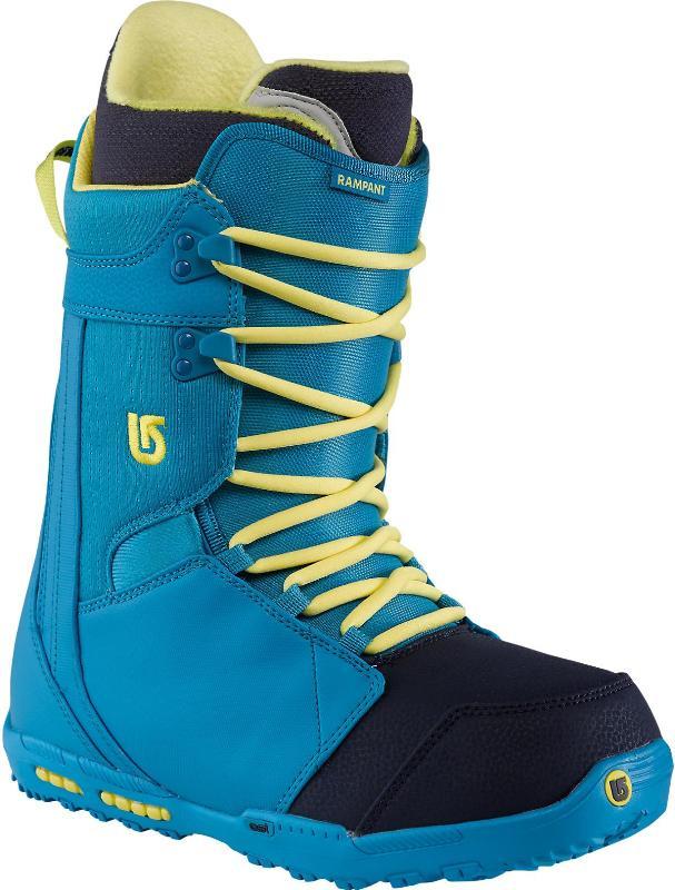 Ботинки сноубордические BURTON Rampant pow/blue (2014)