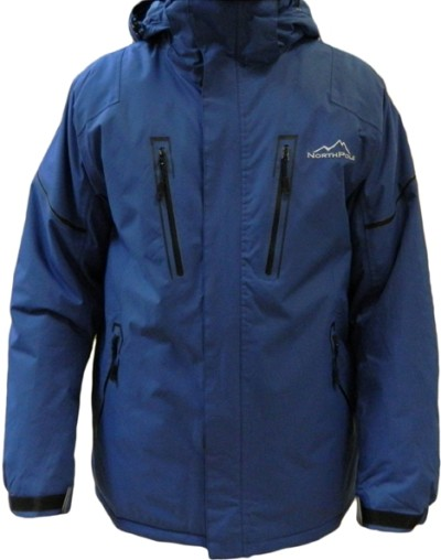 Куртка NORTH POLE Locker 2 (dark blue)