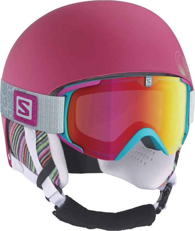 Шлем SALOMON Kiana (hot pink)