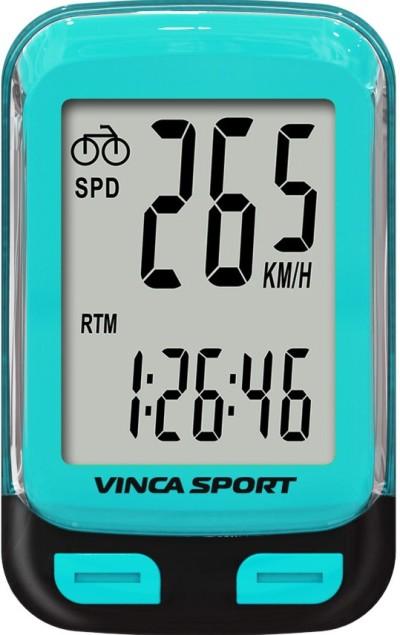 Велокомпьютер VINCA SPORT V-3500 (blue)