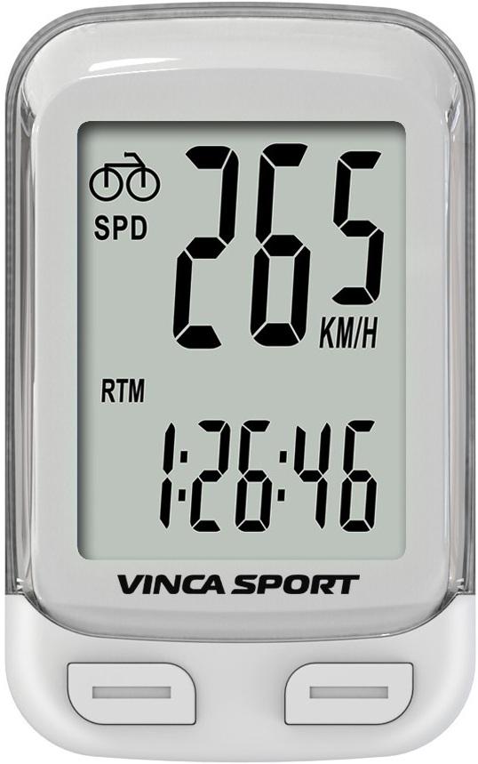 Велокомпьютер VINCA SPORT V-3500 (white)
