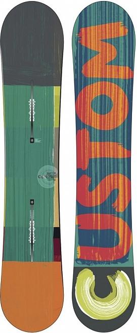 Сноуборд BURTON Custom 151 (2015)