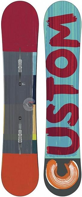 Сноуборд BURTON Custom 154 (2015)