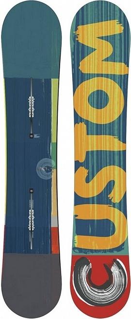Сноуборд BURTON Custom 156 (2015)