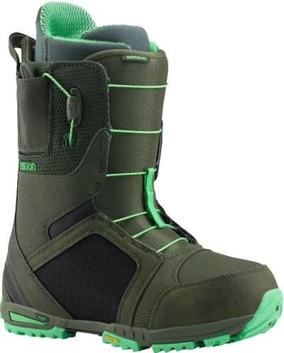 Ботинки сноубордические BURTON Imperial 50 shades of green (2015)