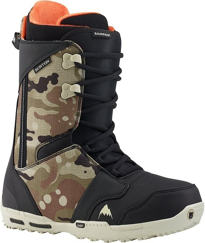 Ботинки сноубордические BURTON Rampant camo/toe (2015)