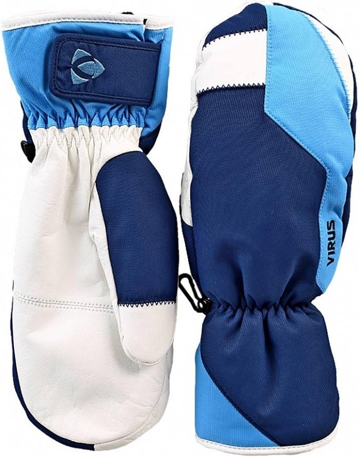 Варежки VIRUS Basic (blue)
