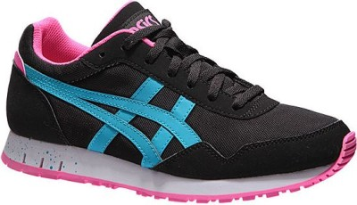 Кроссовки ASICS Curreo (black/atomic blue)
