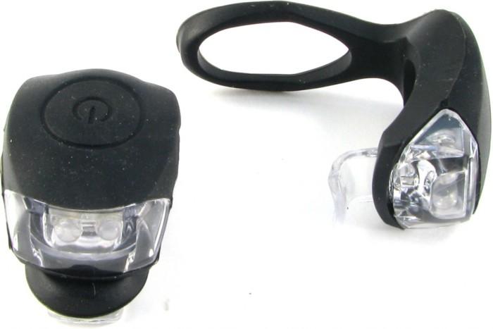 Комплект фонарей VINCA SPORT VL 267-2B (black)