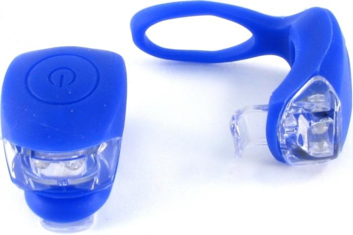 Комплект фонарей VINCA SPORT VL 267-2B (blue)