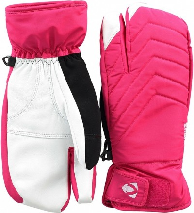 Варежки VIRUS F4 (pink/white)