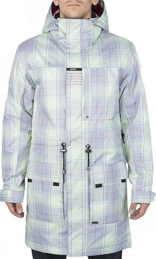 Куртка VIRUS Kronik (cell/fog)