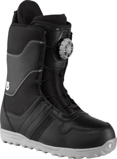 Ботинки сноубордические BURTON Jet black (2014)