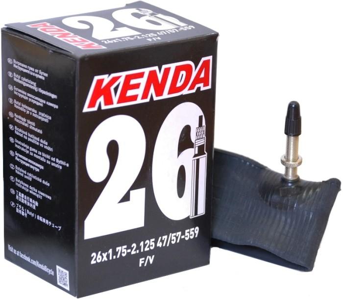 Велокамера KENDA 26х1.75/2.125 F/V (велониппель)