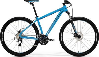 Горный велосипед MERIDA Big.Nine 40-D matt/blue (2017)