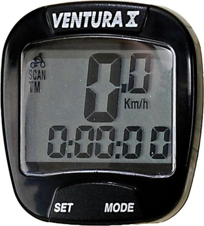 Велокомпьютер VENTURA X (black)