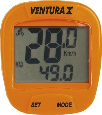 Велокомпьютер VENTURA X (orange)