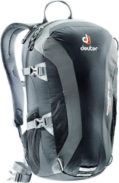 Рюкзак DEUTER Speed Lite 20 (black/granit)