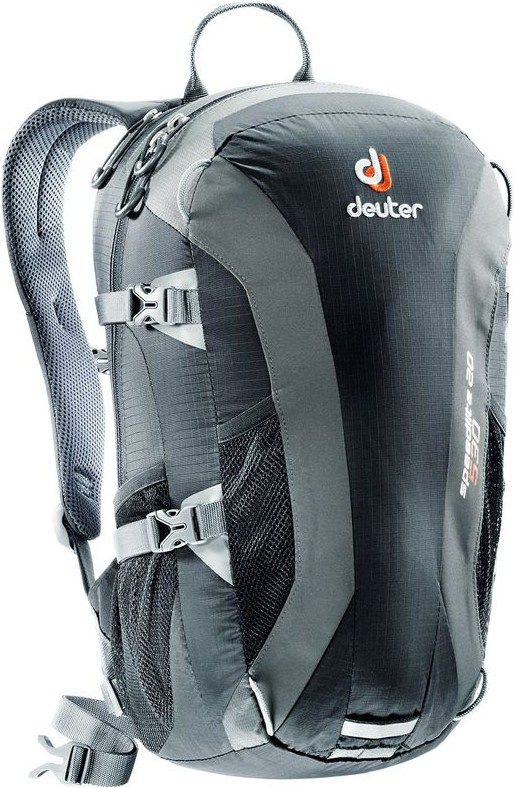 Рюкзак DEUTER Speed Lite 20 (black/granit)