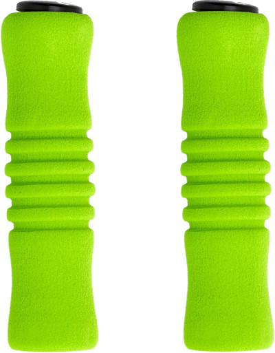 Грипсы VINCA SPORT HG 22 (green)