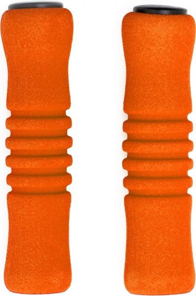 Грипсы VINCA SPORT HG 22 (orange)
