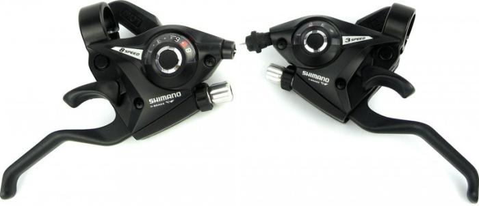 Манетки SHIMANO Tourney ST-EF51 (3x8) комплект